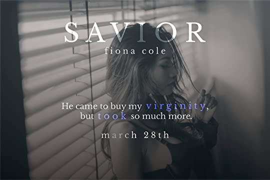 Image result for savior fiona cole
