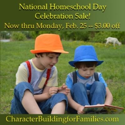National Homeschool Day