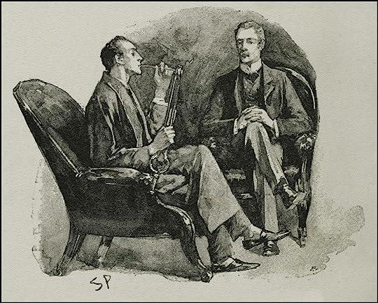 A Study in Scarlet (Sherlock Holmes, #1) by Arthur Conan Doyle