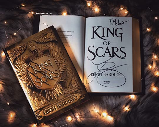 King of Scars (Nikolai Duology, #1) by Leigh Bardugo