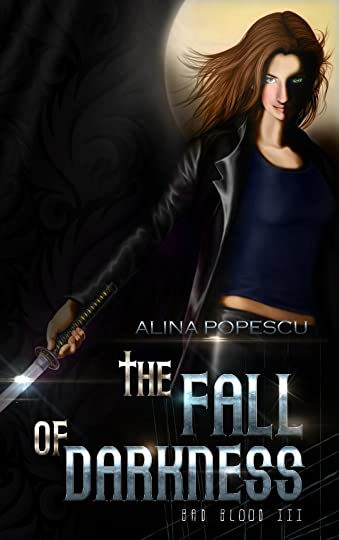The Fall of Darkness vampire urban fantasy