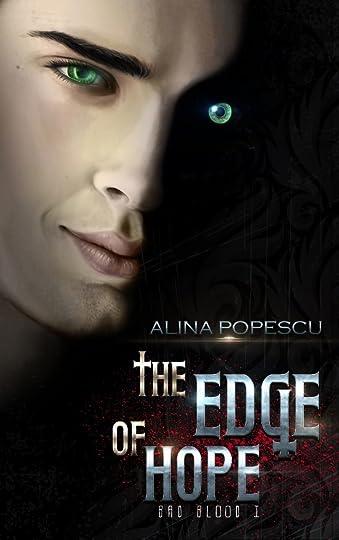 The Edge of Hope vampire urban fantasy