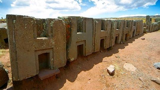 Puma Punku's H blocks