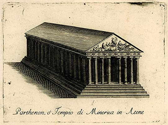 Parthenon in its Entirety