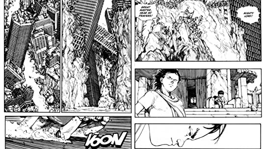 Akira Vol 4 By Katsuhiro Otomo