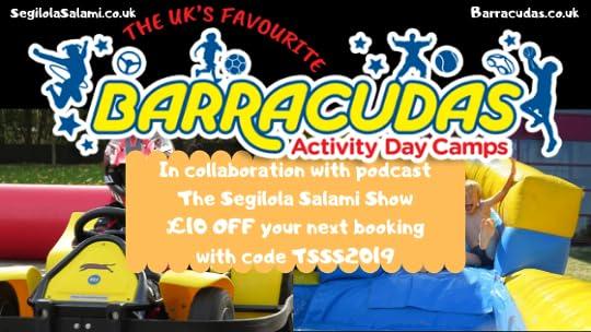 Barracudas Activity Day Camps discount code