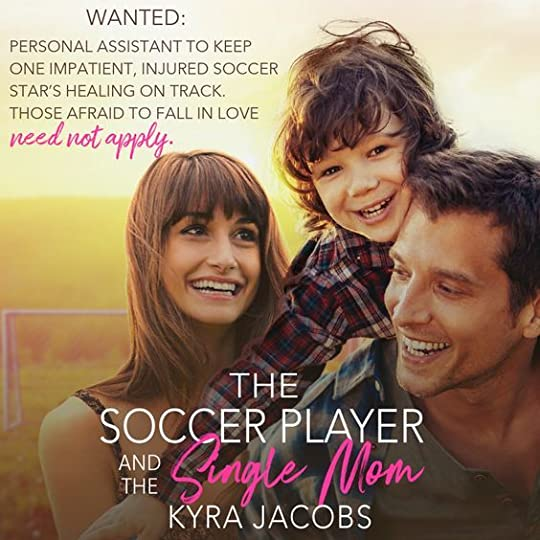 the soccer player and the single mom kyra jacobs