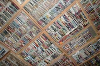 Richard's pen collection