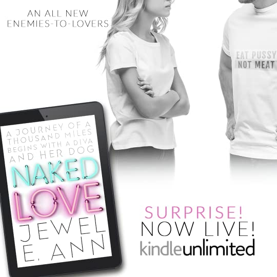 31b012b1162e6 NAKED LOVE is the perfect example of an enemies-to-lovers romantic comedy.  It was incredibly steamy, hysterically funny, and the plot was amazing.