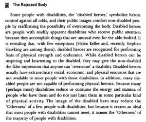 The Rejected Body Feminist Philosophical Reflections On
