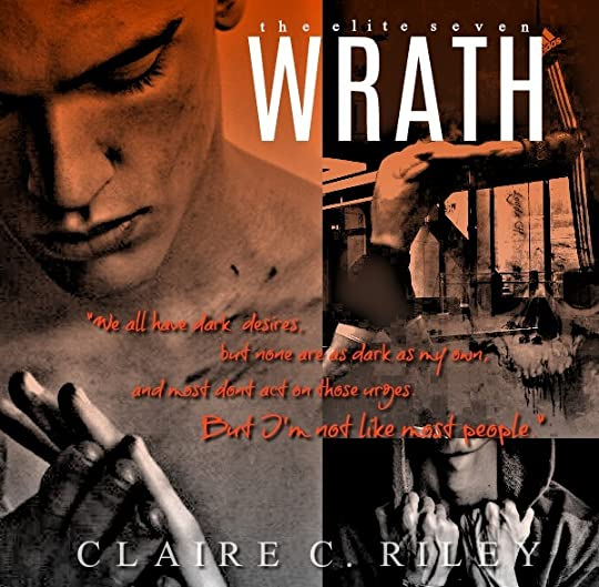 Wrath by Claire C Riley teaser