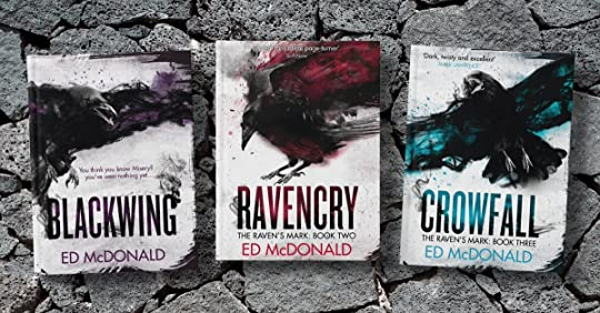 The 'Crowfall' Trilogy
