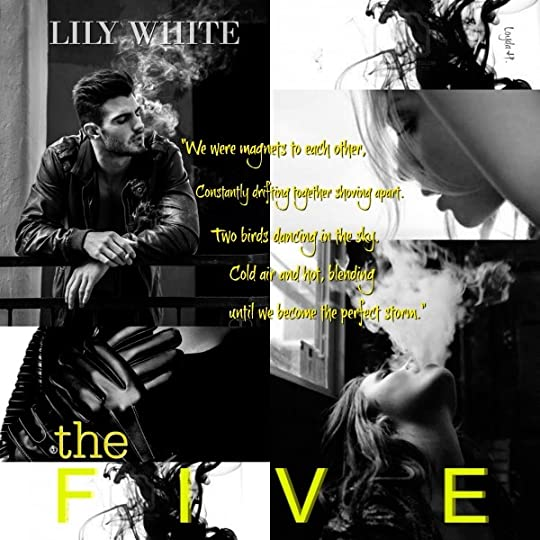 The Five teaser by Lily White