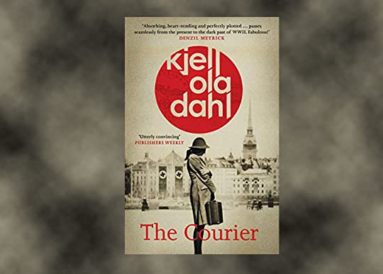 The Courier BookTrail pic