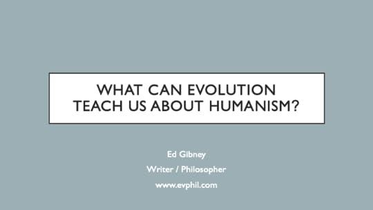 Ed Gibney's Blog