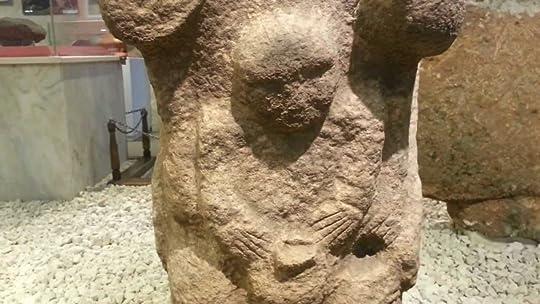 Human relief at Göbekli Tepe