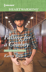 Falling for a Cowboy cover