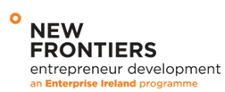 New Frontiers Logo Enterprise Ireland