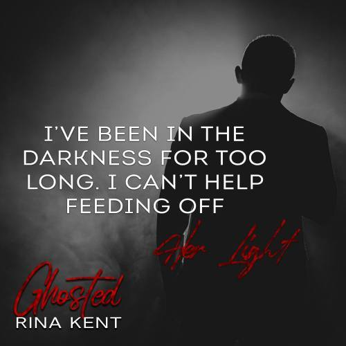 Ghosted (Team Zero, #3) by Rina Kent