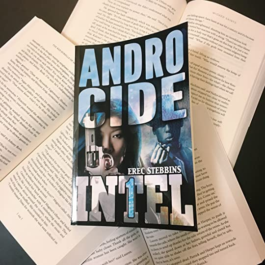 Androcide book photo