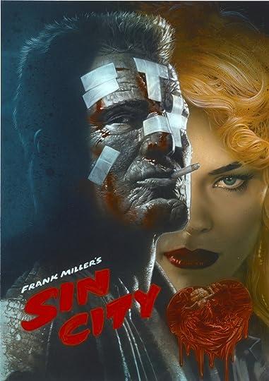 Sin City, Vol  1: The Hard Goodbye (Sin City, #1) by Frank
