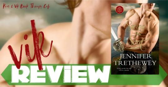 REVIEW: SAVING THE SCOT by Jennifer Trethewey
