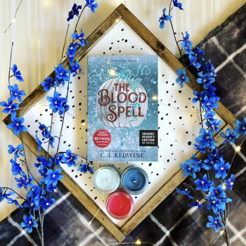 The Blood Spell by C.J. Redwine