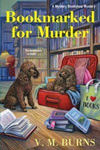 Bookmarked for Murder by VM Burns 5