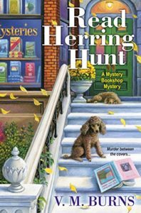 Red Herring Hunt by VM Burns 2