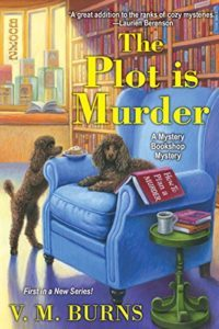 The Plot is Murder by VM Burns 1