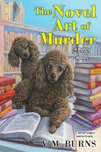 The Novel Art of Murder by VM Burns 3
