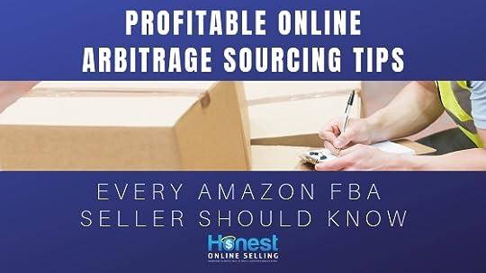 online arbitrage sourcing strategies
