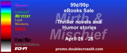 Mirth and Mischief courtesy of Double-Cross Lit