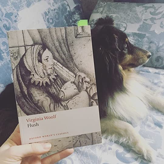 Flush by Virginia Woolf - Oxford World's Classics series