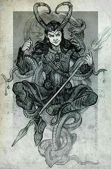 Loki: Where Mischief Lies by Mackenzi Lee