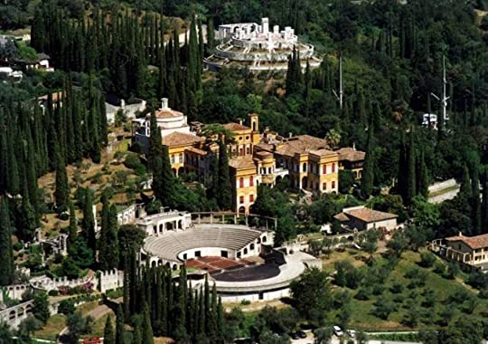 Image result for il vittoriale lake garda photos