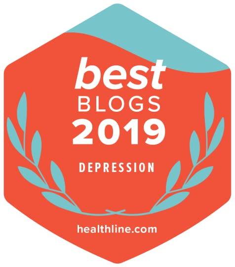 depression best blogs badge 2019