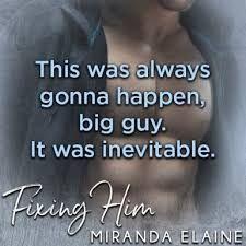 fixing him miranda elaine - Google Search