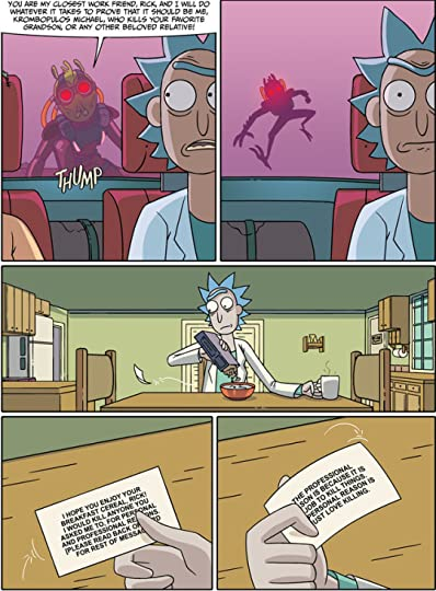 Rick and Morty Presents, Vol  1 by Magdalene Visaggio