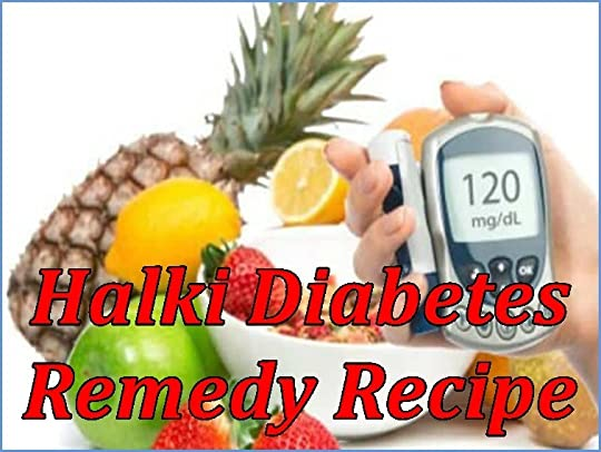 Halki Diabetes  Real Deal