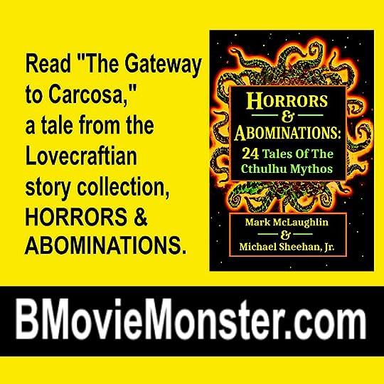 Mark McLaughlin's Blog: Revenge of the B-Movie Monster