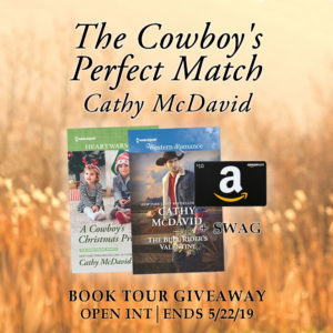 Giveaway - The Cowboy's Perfect Match