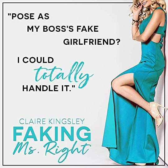 faking ms right claire kingsley