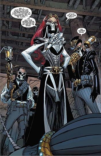 lady mechanika vol. 5 reapers