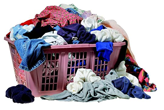 Dirty cloths