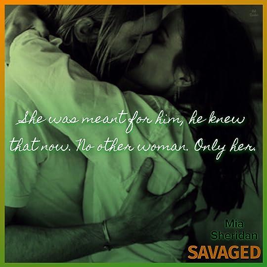 Savaged by Mia Sheridan
