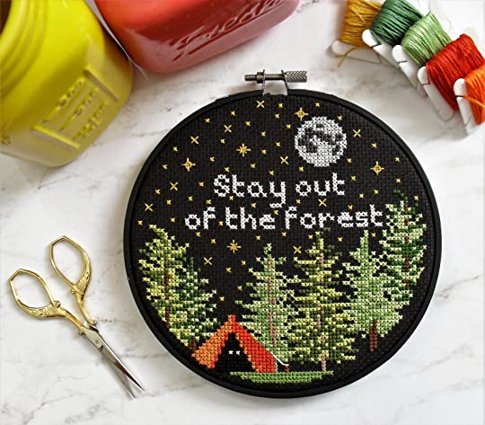 SSDGM Cross Stitch by Papercranestitches