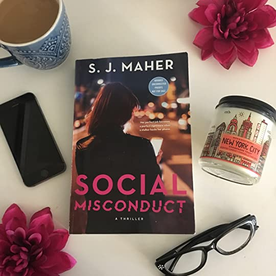 Social Misconduct book cover