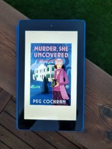 Murder She Uncovered CR