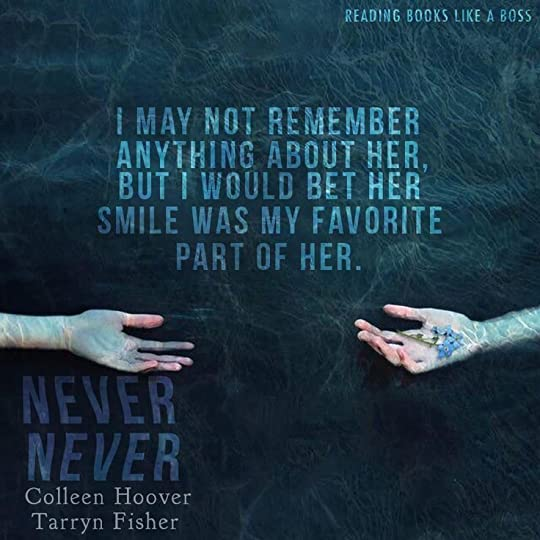 Never Never (Never Never, #1-3) by Colleen Hoover